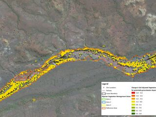 Groundwater dependent ecosystem (GDE) monitoring : Image 2
