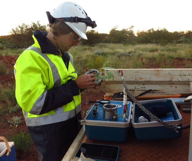 Groundwater dependent ecosystem (GDE) monitoring