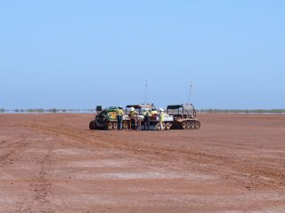 Gorgon Onshore Pipeline Installation Project : Image 4