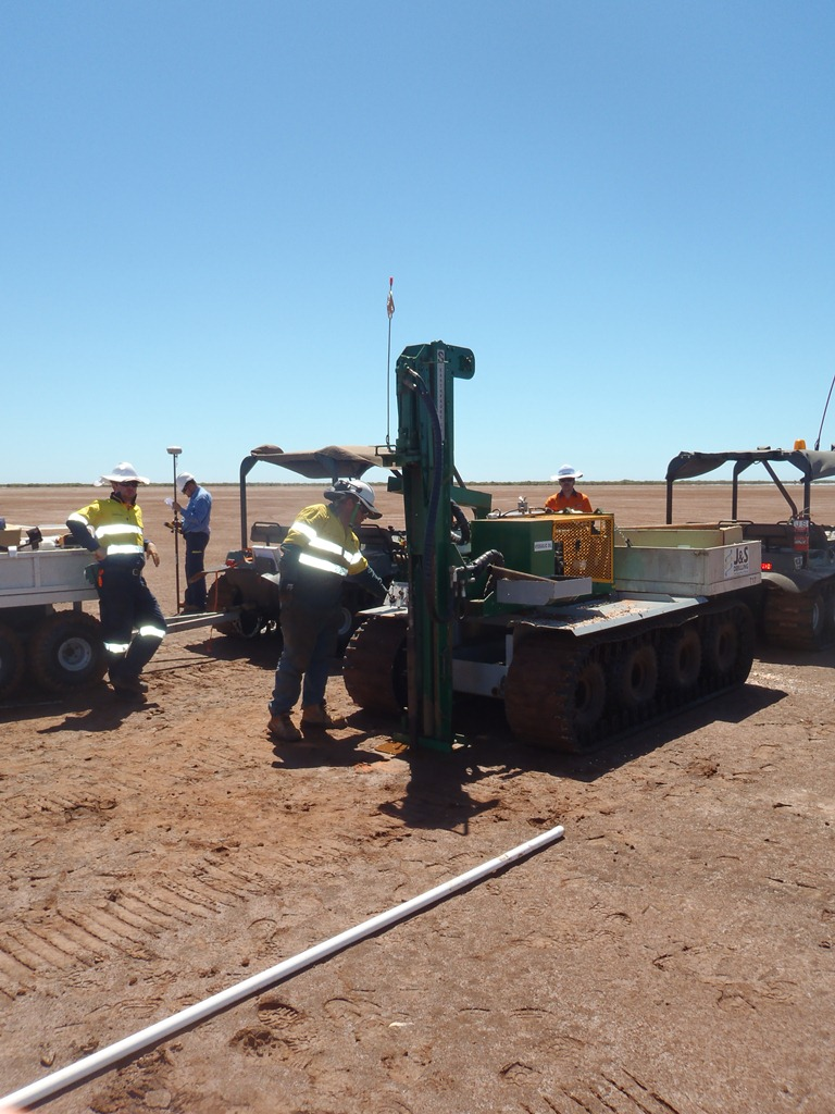 Gorgon Onshore Pipeline Installation Project